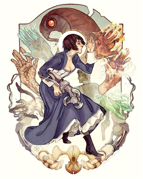 updated with winner bioshock infinite art contest