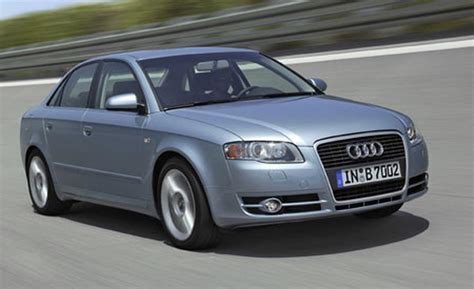 2006 Audi A4 car and driver