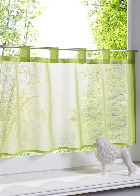 small sheer curtains new european popular solid color kitchen balcony small