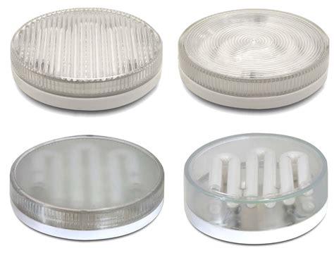 Gx53 Sockel by Gx53 Spot Energiesparle Esl Leuchtmittel 9w 11w 13w Glas Wei 223 Warmwei 223 Matt Ebay