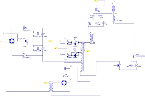 capacitor pcb layout power supply diagnosing cause of electrolytic capacitor failing electrical engineering stack
