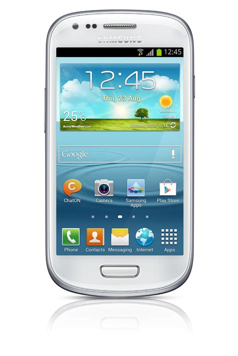 1 samsung galaxy samsung to release galaxy s iii mini with nfc gt i8190n by the end of january sammobile