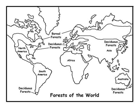 world map coloring page az coloring pages