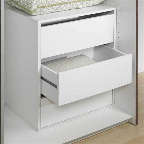 cassettiere per cabine armadio come costruire cassettiere per l armadio idee