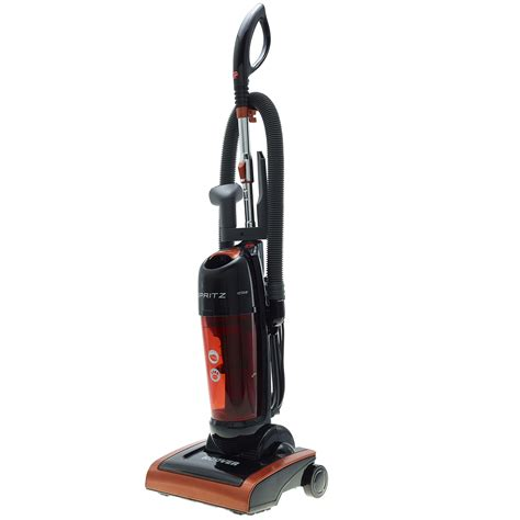 Vacuum Cleaner Merk Orange hoover 39100442 spritz bagless upright vacuum cleaner in