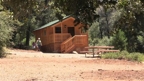 County Park Cabins by New Cabins At Heise County Park