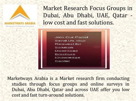 Mba In Abu Dhabi Companies by Leading Management And Marketing Research Companies Offer