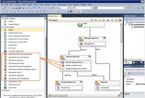 workflow k2 k2 workflow 28 images k2 blackpearl sharepoint process
