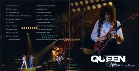 film queen concert montreal these bootlegs are rips of various official vhs and dvd