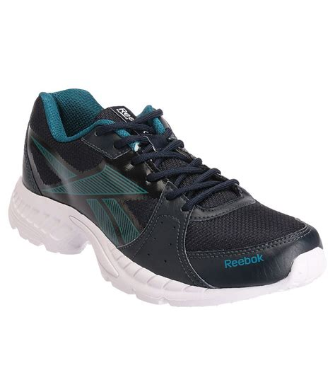 reebok top speed navy sports shoes