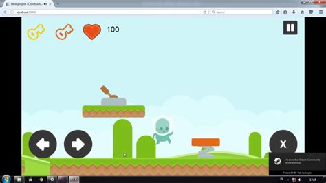 construct 2 save game tutorial 10 tutorial construct 2 how to make 2d platformer game