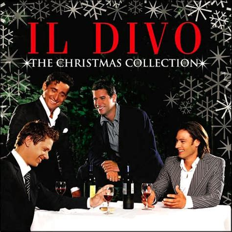 il divo collection the collection by il divo 827969771525 cd