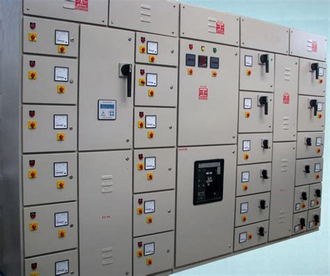 power factor correction panel power equipments electrical panels