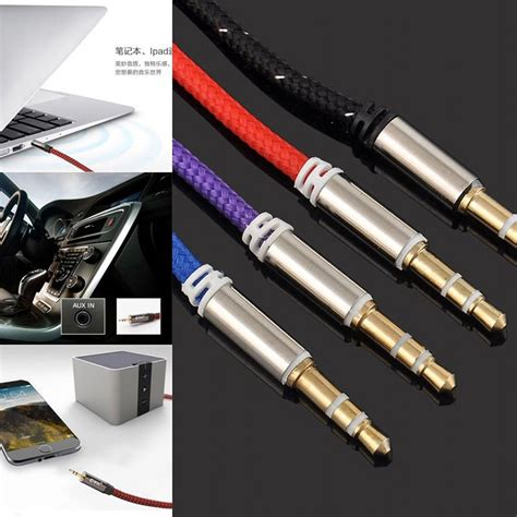 Kabel Aux Audio Auxiliary 3 5mm To Model Tali Sepatu compare prices on pod speaker shopping buy low