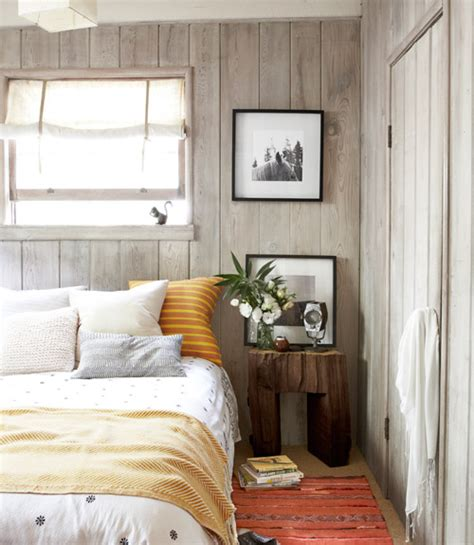 Whitewash Interior Walls A Cottage Cabin Getaway The Inspired Room