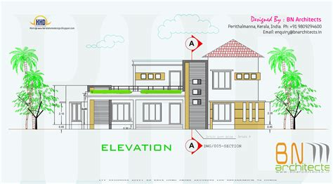 Floor Plan And Elevation Drawings by Floor Plan 3d Views And Interiors Of 4 Bedroom Villa