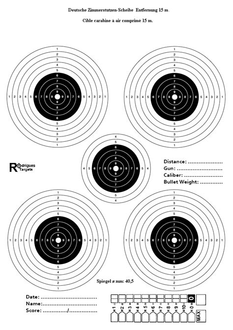 printable scope zeroing targets culinaryconsultant com ga printable 100 yard sight in