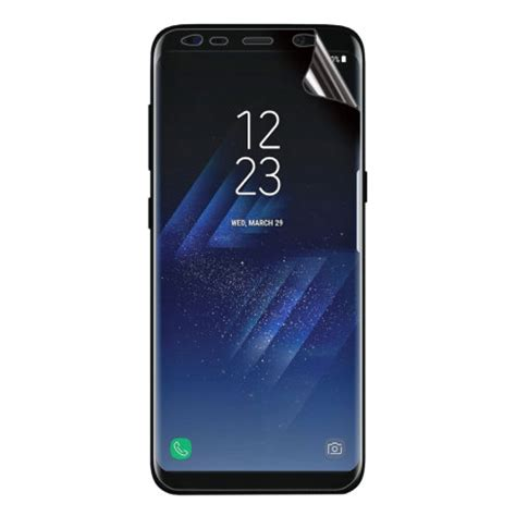 olixar front and back samsung galaxy s8 plus tpu screen