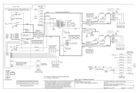 prius wiring diagrams wiring diagram with description