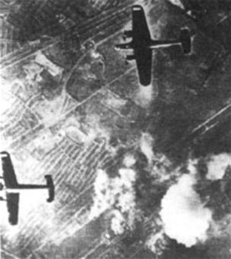bombardamenti a tappeto 1940