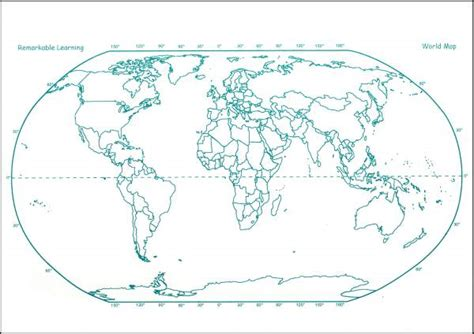 world map image with equator map of world with equator images