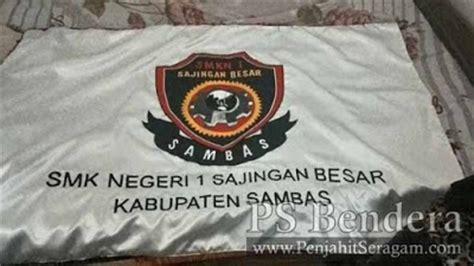 Bendera Pataka jasa bikin bendera jual bendera pataka