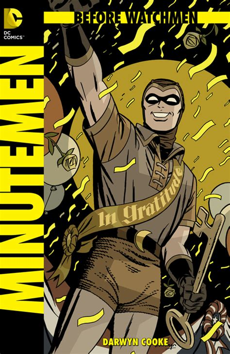 graphic novels before watchmen prequels bifuteki