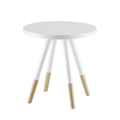 diy side table legs diy dipped side table