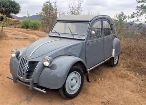 Citroen Deux Chevaux by 1959 Citroen 2cv Deux Chevaux