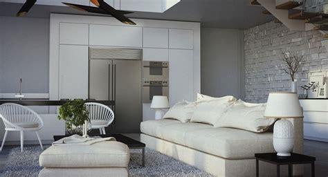 Duplex House Designs by Dise 241 O Cocinas Abiertas Al Sal 243 N Pr 225 Cticas Y Funcionales