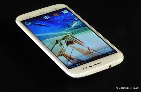 canvas doodle and doodle 2 micromax canvas doodle 2 review big and bold