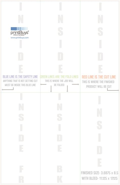 11x17 brochure template 11 x 17 templates brochure hemanager