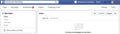facebook business page about section how to manage facebook business page effectively