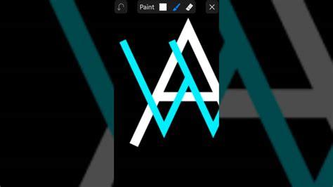 alan walker font tutorial cara membuat logo alan walker dengan picsay pro