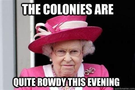 The Queen Meme - 13 4th of july memes to put you in the patriotic spirit