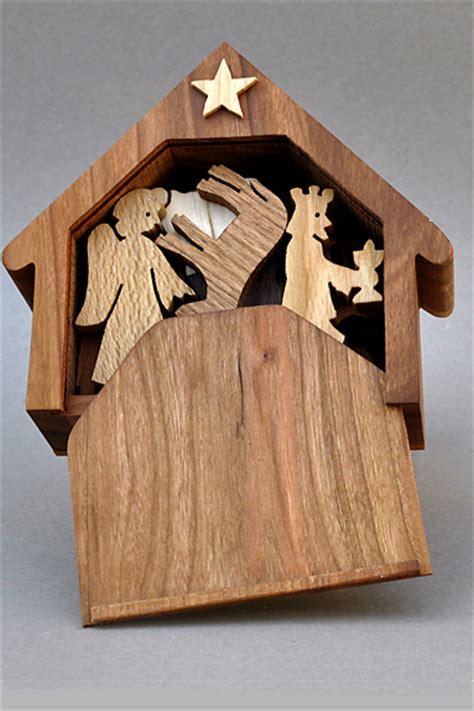 Handmade Wooden Nativity Sets - wooden nativity sets for children handmade in america