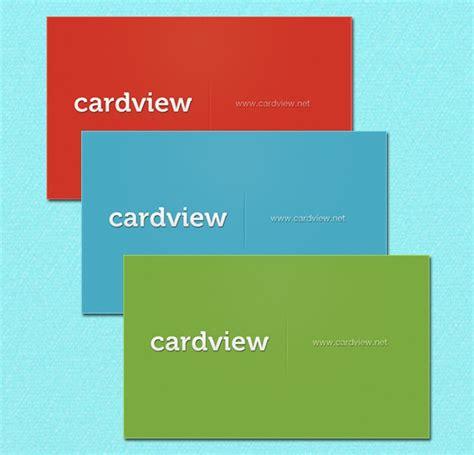 business card presentation template psd 4種類のカラーが1packに フリーのシンプル名刺テンプレート psd 名刺専科
