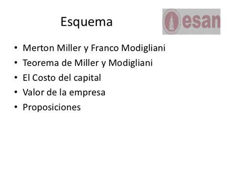 Tarea 3 1 Mba 5020 by Tarea 1 Miller Modigliani