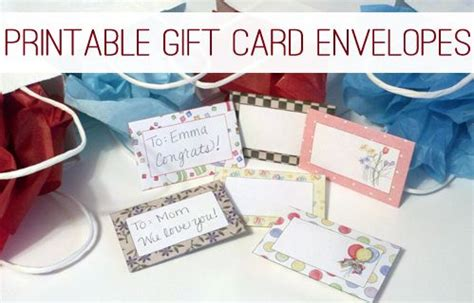 printable gift card sleeves 29 best images about printables on pinterest printable