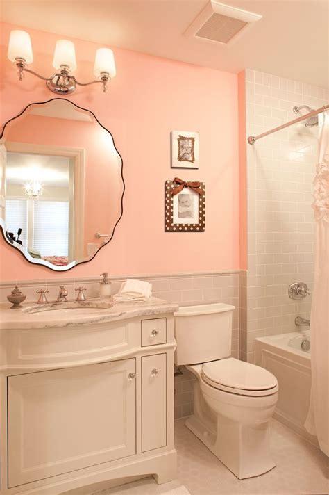 pink bathroom mirror best 25 beveled mirror ideas on pinterest