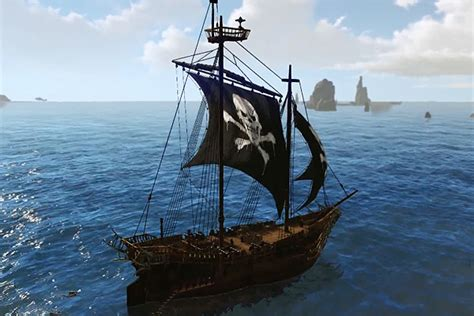 boat building games pc archeage siyah inci nin inşaası efsanevi korsan gemisi