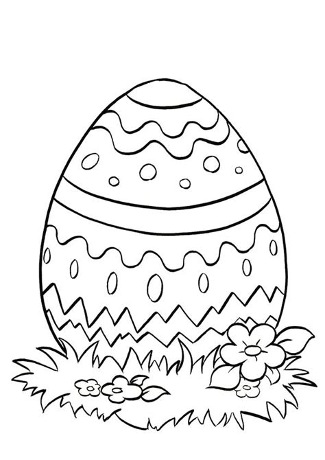 Easter Coloring Pages For Kids Holiday Coloring Pages Coloring Pages For Easter