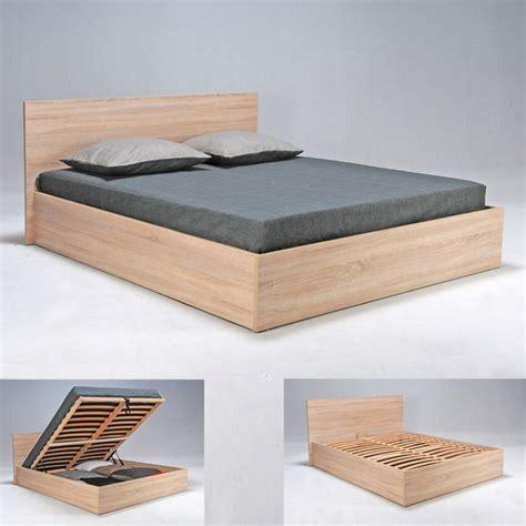 lit coffre bois 569 17 meilleures id 233 es 224 propos de lit coffre sur