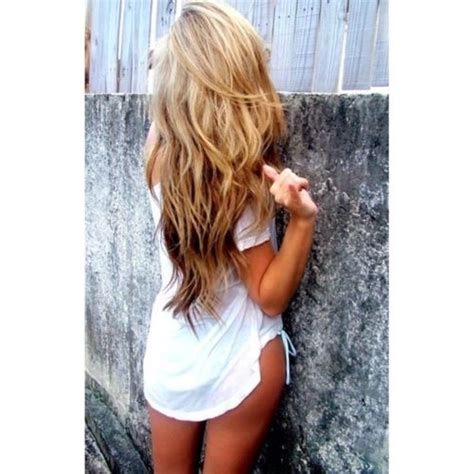 Strawberryblond On Bottom Blond On Top | blond on top with brown underneath hair pinterest