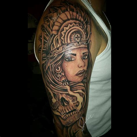 aztec woman tattoo 28 ornamental aztec designs ideas design trends