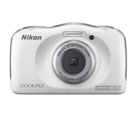 nikon coolpix s33 : test complet appareil photo