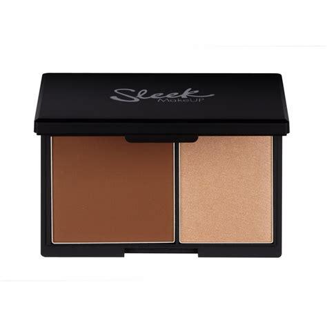 Sleek Form Contour Kit contour kit in medium contouring sleek makeup