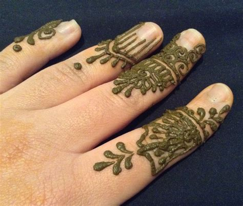 simple finger tattoo designs easy henna designs for fingers www pixshark images