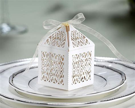 Wedding Favor Boxes by Unique Wedding Favor Boxes Wedding Inspirasi