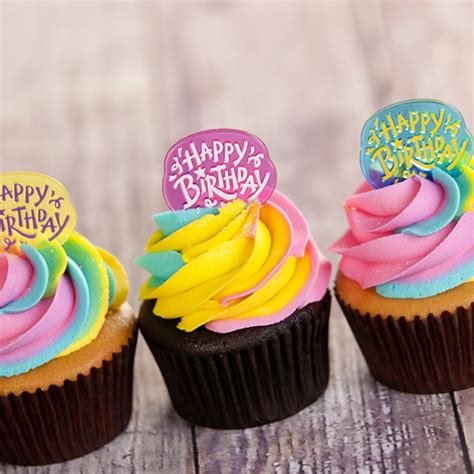 Decorative Cupcakes by Cupcakes